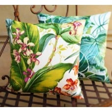 Cushion Cover - Paradise Point Fresco Indoor Outdoor Fabric Fabric Traders