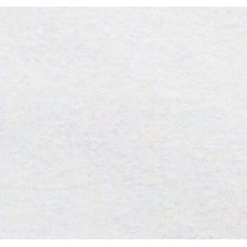 Twill Cotton Blend Fabric in White Fabric Traders