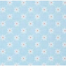 Dream and a Wish Lattice Blue by Riley Blake Fabric Traders