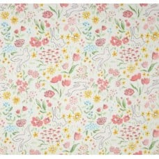 Sommer Garden Bloom Cotton Fabric by Michael Miller Fabric Traders