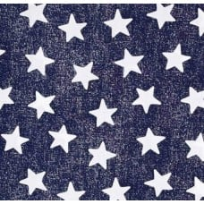 Star Struck Navy by Michael Miller Fabric Traders