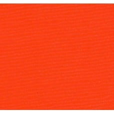Mexican Oilcloth Laminated Fabric Solid Orange Fabric Traders
