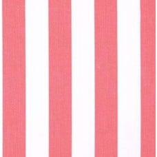 Canopy Stripe Baby Pink Home Decor Cotton Fabric Fabric Traders