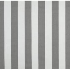 Canopy Stripe in Storm Home Decor Cotton Fabric Fabric Traders