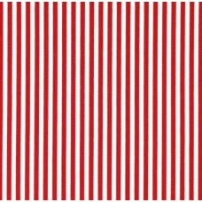 Ticking Thin Stripe Cotton Fabric Red White Ticking Fabric Traders