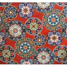 Cera Pompeii Outdoor Fabric by Richloom - OFFCUT  Fabric Traders