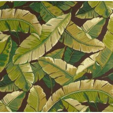 Resort Palm Leaf in Jungle Outdoor Fabric Fabric Traders