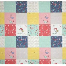 Patchwork Seaside Saltwater Cotton Fabric by Riley Blake Fabric Traders