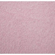 Terry Towelling Soft Pink 100 Cotton High Quality Fabric Fabric Traders