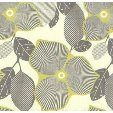 A Midwest Modern Optic Blossom Cotton Fabric by Amy Butler Fabric Traders