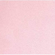 REMNANT - Faux Suede in Baby Pink Fabric Traders