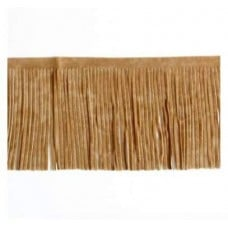 Fringing Faux Suede 10cm Fabric Traders