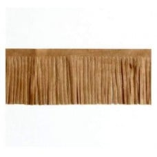 Fringing Faux Suede 5cm Fabric Traders
