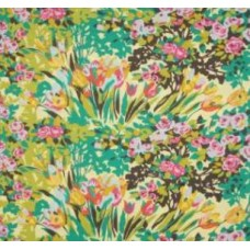 Meadow Blooms Cotton Fabric by Amy Butler Fabric Traders