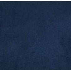 Solid Navy Faux Microsuede Fabric Fabric Traders
