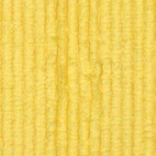 Thick Chenille Fabric in Yellow Fabric Traders