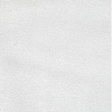Faux Suede Fabric in White Fabric Traders