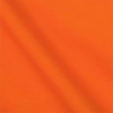 Laminated Waterproof Fabric in Orange Fabric Traders