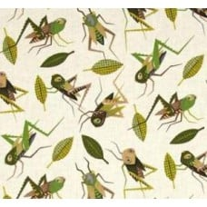 The Hoppers Monkey s Bizness Cotton Fabric by Alexander Henry Fabric Traders