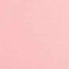 A Kona Cotton Fabric Baby Pink Fabric Traders