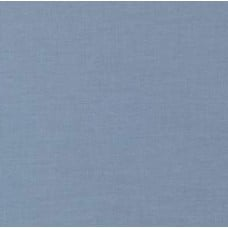 REMNANT - A Kona Cotton Fabric Candy Blue Fabric Traders