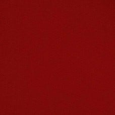 Polyester Cotton Blend Home Decor Solid in Deep Red Fabric Traders