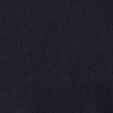 REMNANT - Polyester Cotton Blend Home Decor Solid in Navy Fabric Traders