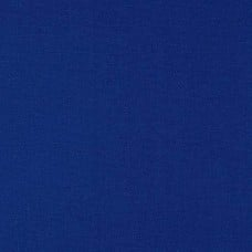 Polyester Cotton Blend Home Decor Solid in Royal Blue Fabric Traders