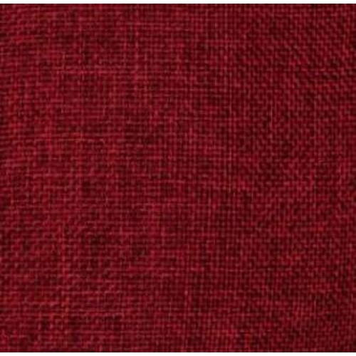 bea05d22fea2 Burlap Vintage Style Fabric in Burgundy   Fabric Traders
