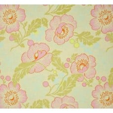 A Midwest Modern Fresh Poppies Ivory by Amy Butler Fabric Traders