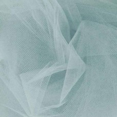 Brides and Ballet Nylon Tulle Fabric in Pale Blue