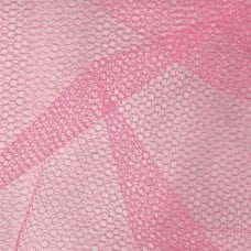 Nylon Netting Fabric in Pink Fabric Traders