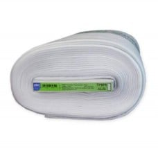 Iron On Fusible Webbing in White 110cm Wide Fabric Traders