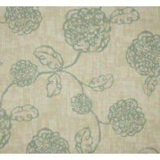 Adelle in Spa Green Home Decorating Cotton Fabric Fabric Traders