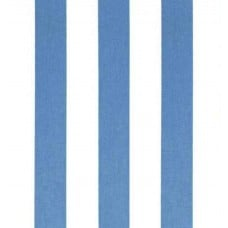 Canopy Stripe in Blue Home Decor Cotton Fabric Fabric Traders