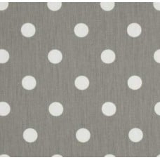 Dots in Storm Home Decor Cotton Fabric Fabric Traders