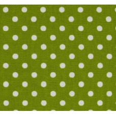 Dottie Home Decor Cotton in Chartreuse Green Fabric Traders