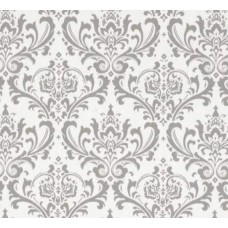Madison Garden in Grey Home Decor Cotton Fabric Fabric Traders