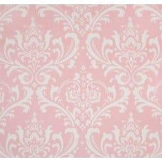 Osbourne in Soft Pink Home Decor Cotton Fabric Fabric Traders