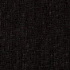 100 Linen Fabric in Black Fabric Traders