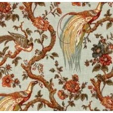 Olana In Bayleaf Home Decor Luxe Fabric by Waverly Fabric Traders