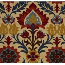 Santa Maria Flowers In The Desert Gem Home Decor Fabric By Waverly Fabric Traders