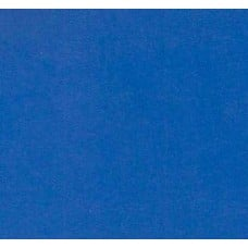 REMNANT - Vinyl Fabric in Royal Blue (Remnant: 26cm x 115cm) Fabric Traders