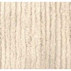 Thick Chenille in Cream Fabric Traders