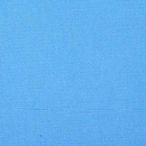 Organic Cotton Duck Home Decorating Fabric In Ice Blue Traders