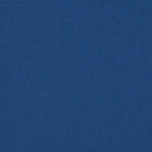 Organic Cotton Duck Home Decorating Fabric In Marine Blue Traders