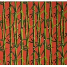 Bamboo Coral Outdoor Home Decor Fabric Fabric Traders