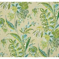 REMNANT - Cayo Vista in Jungle by Tommy Bahama Outdoor Fabric Fabric Traders