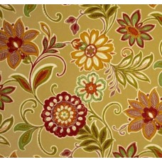 Floral Spice in Alinea Outdoor Fabric Fabric Traders