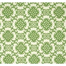 Medallion Isle in Lime Green and Ivory by Tommy Bahama Outdoor Fabric Fabric Traders